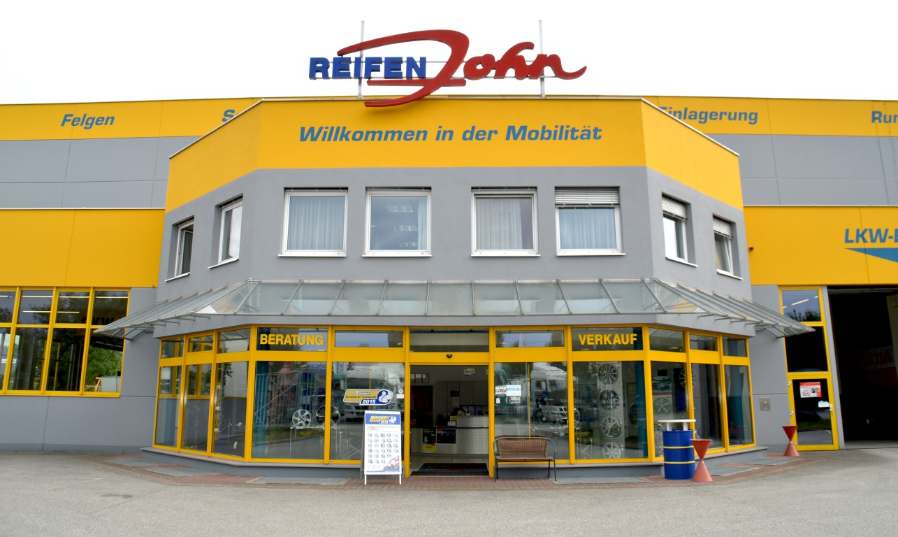 Reifenwechsel autowerkstatt ansfelden reifen john for Depot kolbermoor