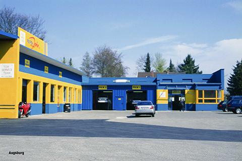 Reifenwechsel & Autowerkstatt Augsburg - Reifen John