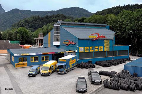 Reifenwechsel autowerkstatt kufstein reifen john for Depot kolbermoor