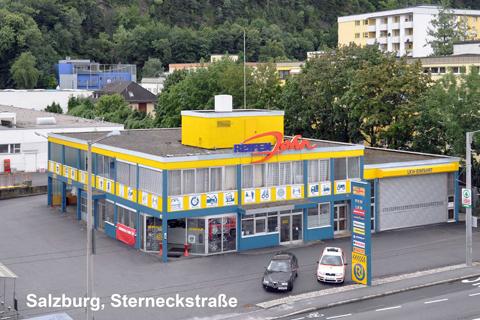 Autowerkstatt salzburg reifenwechsel reifen john for Depot kolbermoor